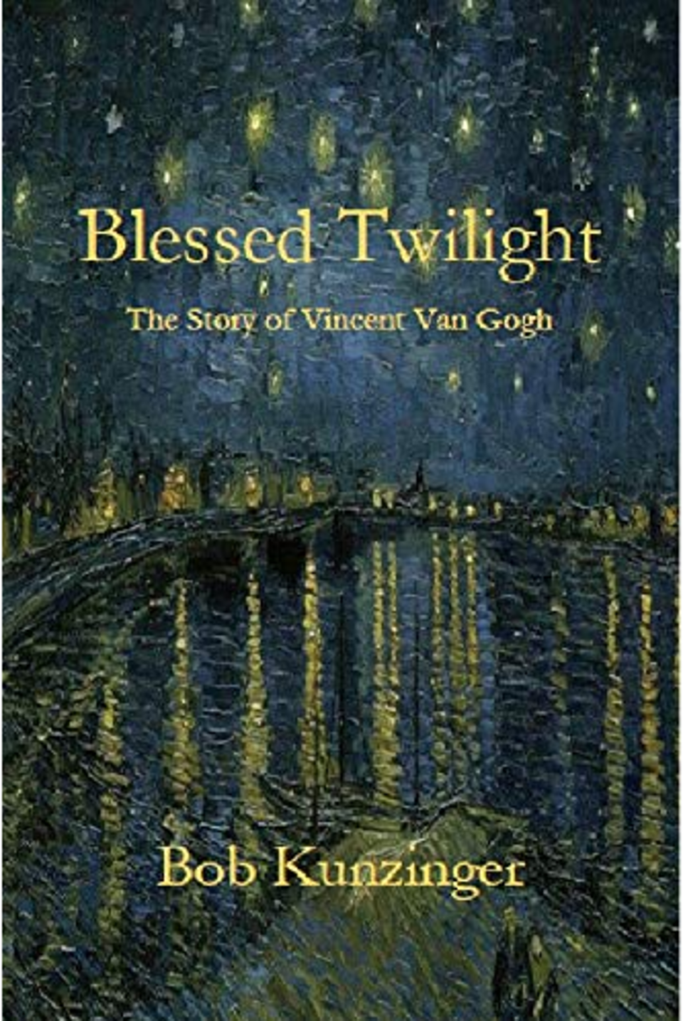 Blessed Twilight book cover
