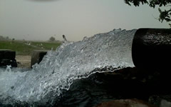 farming using tubewell water